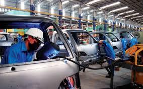 Kinh tế ngày 01/8/2014: Sản xuất công nghiệp 7 tháng qua tăng 6,2% so với cùng kỳ - Tín hiệu đáng mừng của nền kinh tế
