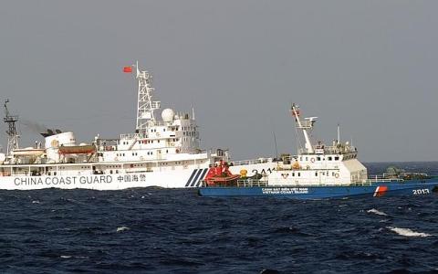 Thời sự sáng ngày 23/6/2014: Trung Quốc tăng số lượng tàu xung quanh giàn khoan Hải Dương 981 hạ đặt trái phép trên vùng biển nước ta từ 133 đến 137 tàu