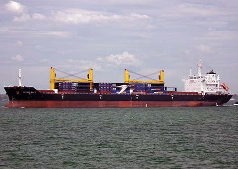 Thời sự sáng ngày 08/10/2014: Bộ Ngoại giao Việt Nam gửi công hàm tới các nước đề nghị phối hợp tìm kiếm tàu Sunrise 689 cùng 18 thủy thủ bị mất tích khi đang trên hải trình từ Singapore về Việt Nam
