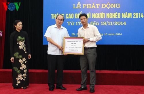 Việt Nam trong tuần ngày 18/10/2014: Cần có hướng đi phù hợp để chính sách giảm nghèo thực sự là động lực thoát nghèo