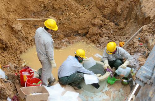 Thời sự chiều ngày 18/6/2014: Nguyên nhân và hướng khắc phục vụ vỡ đường ống dẫn nước sông Đà về Hà Nội