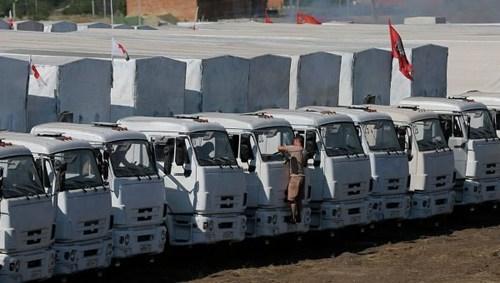 Khai thông hoạt động nhân đạo của Nga tại miền Đông Ucraina