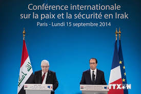 Ngoại trưởng khoảng 30 quốc gia nhóm họp tại Pháp để bàn biện pháp ứng phó với Nhà nước Hồi giáo tự xưng