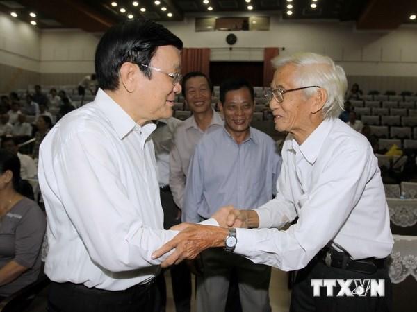 Thời sự sáng ngày 16/10/2014: Chủ tịch nước Trương Tấn Sang khẳng định sẽ làm việc với cơ quan chức năng có liên quan để làm rõ, công khai kê khai tài sản các cá nhân thuộc diện Trung ương quản lý