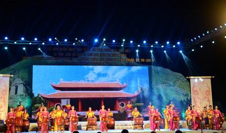Thời sự sáng ngày 14/9/2014: Quảng Ninh đón nhận Bằng xếp hạng Di tích quốc gia đặc biệt cho khu di tích lịch sử nhà Trần tại Đông Triều