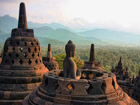 Ngôi nhà Asean ngày 9/8/2014: Ngành du lịch Indonexia tăng trưởng cao nhất trong G20