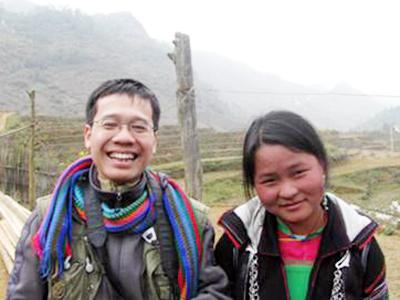 Nhà báo Đỗ Doãn Hoàng-báo Lao động trò chuyện về con đường phát triển nghề đối với nhà báo trẻ