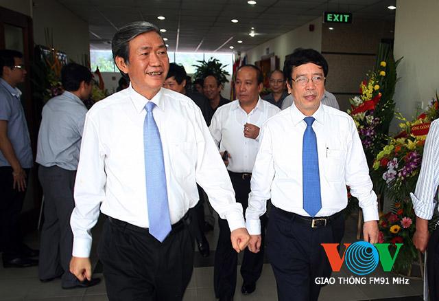 Thời sự trưa ngày 20/6/2014:Ủy viên Bộ Chính trị, Trưởng ban Tuyên giáo Trung ương Đinh Thế Huynh thăm và làm việc với Đài Tiếng nói Việt Nam