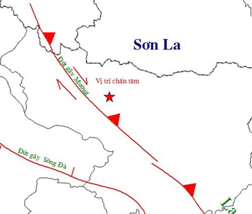 Thời sự sáng ngày 20/7/2014: 3 trận động đất mạnh từ 3,2 đến 4,3 độ rich te xảy ra liên tiếp trong tối qua tại Mường La, Sơn La