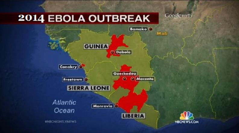 Thời sự sáng ngày 04/8/2014: Bộ Y tế có công văn khẩn gửi Chủ tịch UBND các tỉnh, thành phố về việc tăng cường giám sát phòng chống dịch bệnh do virus Ebola