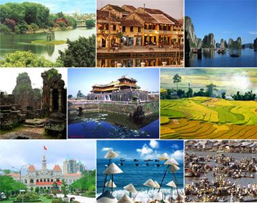 Thời sự trưa ngày 07/7/2014: Kỷ niệm 54 năm thành lập ngành du lịch Việt Nam