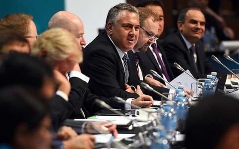 Thời sự chiều ngày 21/9/2014: Bế mạc Hội nghị Bộ trưởng tài chính và Thống đốc các ngân hàng Trung ương G20 với cam kết vực dậy nên kinh tế thế giới