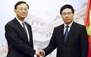 Thời sự đêm ngày 18/6/2014: Phó Thủ tướng, Bộ trưởng Bộ Ngoại giao Phạm Bình Minh hội đàm với Ủy viên Quốc vụ viện Trung Quốc Dương Khiết Trì
