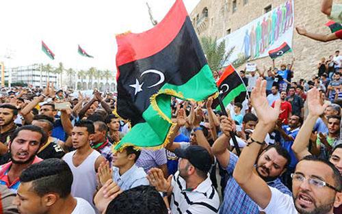 Libi đang thực sự đối mặt với cuộc nội chiến toàn diện