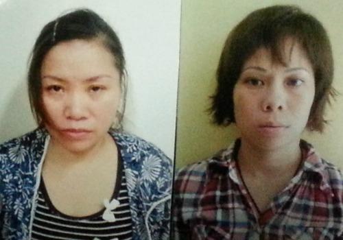Thời sự đêm ngày 12/8/2014: Công an TP Hà Nội đã khởi tố Nguyễn Thị Thanh Trang - người quản lý nhà mở chùa Bồ Đề và Phạm Thị Nguyệt - người mua trẻ, về tội danh mua bán trẻ em