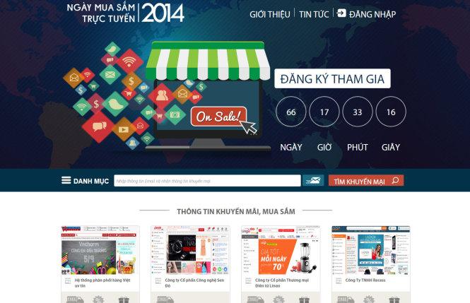 Kinh tế ngày 19/10/2014: Ngày hội mua sắm trực tuyến - nhiều quyền lợi cho người tiêu dùng