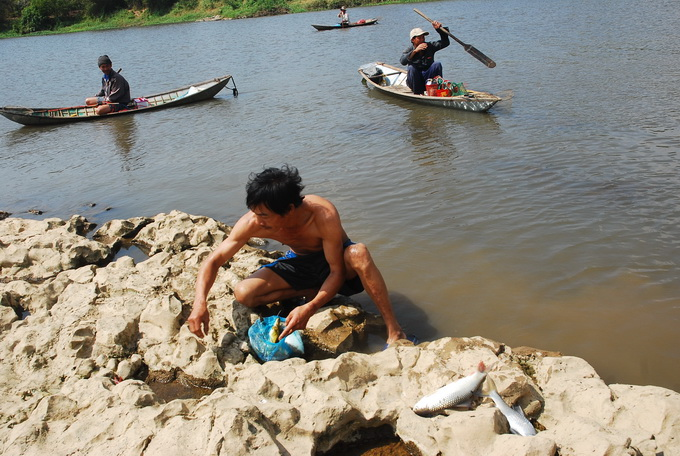 Quốc hội với cử tri ngày 13/8/2014: Cử tri tỉnh Đắc Nông mong muốn xử lý dứt điểm ô nhiễm sông Srêpôk