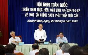 Biển đảo Việt Nam ngày 29/9/2014: Thực hiện Nghị định 67 về phát triển thủy sản như thế nào cho hiệu quả