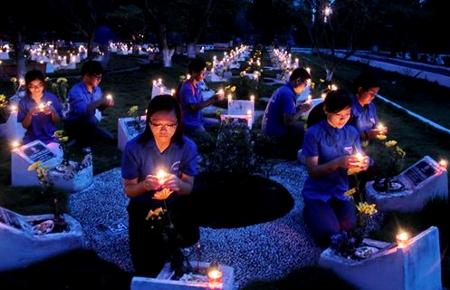 Thời sự sáng ngày 26/7/2014:Tối nay, gần 3000 nghĩa trang liệt sĩ trên cả nước sẽ đồng loạt tổ chức lễ thắp nến tri ân