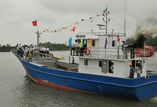 Biển đảo Việt Nam ngày 20/6/2014:Ngư dân Bình Định mong muốn chuyển đổi tàu lớn, hiện đại
