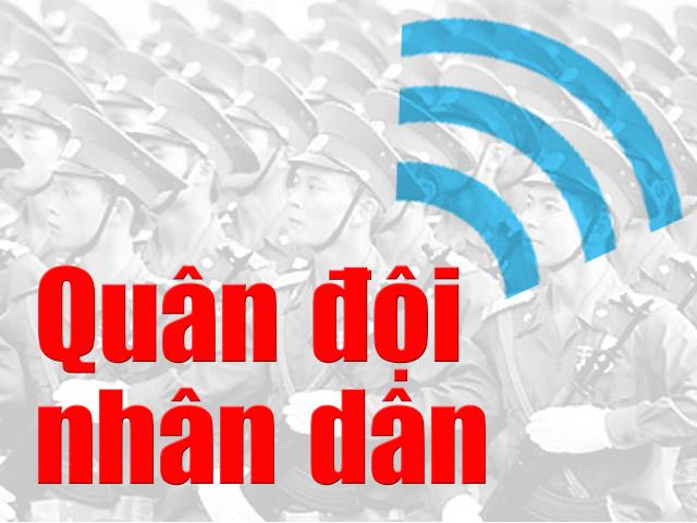 """Quân đội nhân dân 6h30 ngày 9/8/2014: Học tập và làm theo tấm gương đạo đức Hồ Chí Minh: """"Người thầy thuốc nhiều lần hiến máu cứu người""""."""
