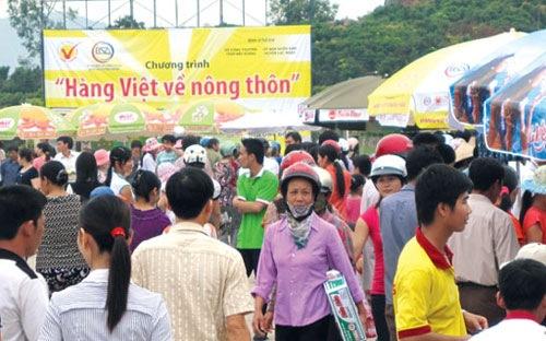 Kinh tế ngày 07/8/2014: Xúc tiến thương mại địa phương vẫn còn nhiều khó khăn
