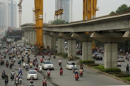 Bộ Lao động-Thương binh và Xã hội phát hiện 16 sai phạm về pháp luật lao động tại công trình đường sắt Cát Linh-Hà Đông