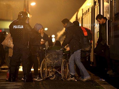 Khủng hoảng di cư - con bài mặc cả của Thổ Nhĩ Kỳ với Liên minh châu Âu.