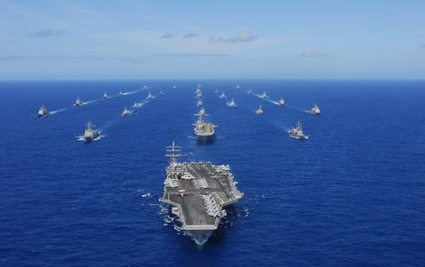 """Tổng thống Indonesia thăm Mỹ: """"Nóng hồ sơ Biển Đông""""."""