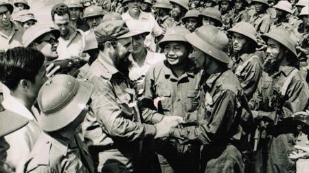 Cuba - người bạn quý báu của Việt Nam trong chiến tranh.