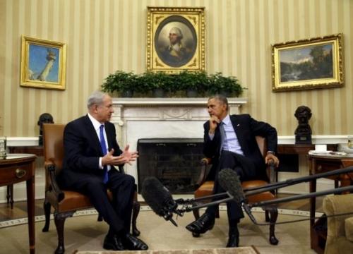 Israel và Mỹ làm lành vì những mục tiêu riêng.
