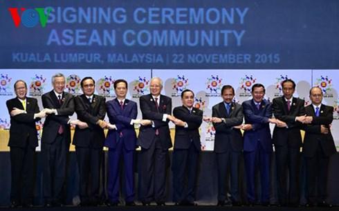 Thành tựu sau gần nửa thế kỷ hội nhập ASEAN (24/11/2015)