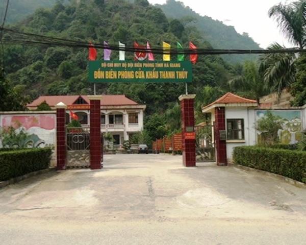 Ấm tình biên giới Vị Xuyên, Hà Giang (28/11/2015)