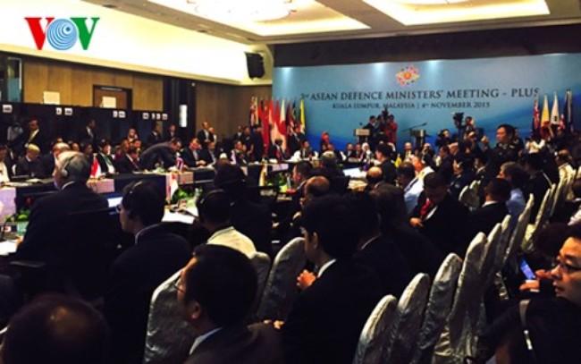 Hội nghị Bộ trưởng Quốc phòng ASEAN mở rộng kết thúc mà không thể đưa ra được một Tuyên bố chung (Thời sự đêm  4/11/2015)