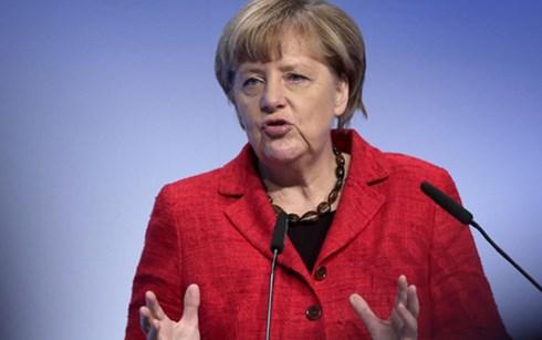 Thủ tướng Đức và áp lực nội bộ giải quyết vấn đề người tỵ nạn