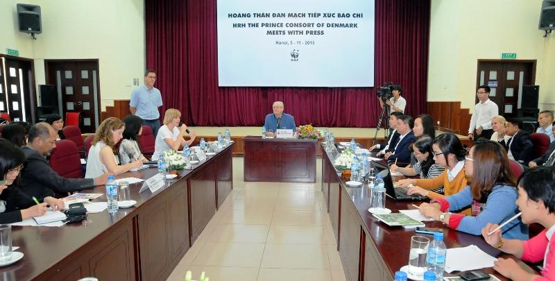 Đan Mạch hỗ trợ Việt Nam bảo tồn đa dạng sinh học