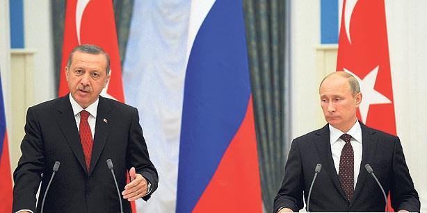 Lịch sử quan hệ căng thẳng giữa Nga và Thổ Nhĩ Kỳ. (01/12/2015)