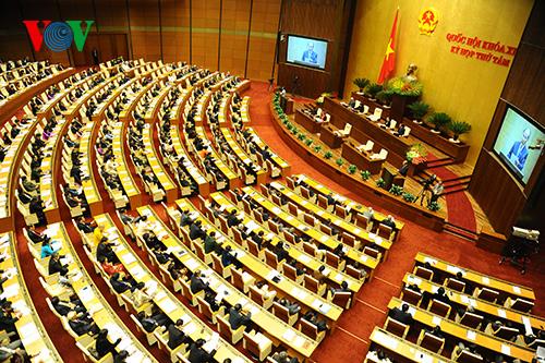 Quốc hội với cử tri ngày 13/01/2015: Nâng cao vai trò và chất lượng hoạt động của đại biểu Quốc hội