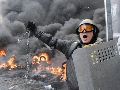 Tương lai mờ mịt của Ucraina khi các phe phái đều chủ chiến
