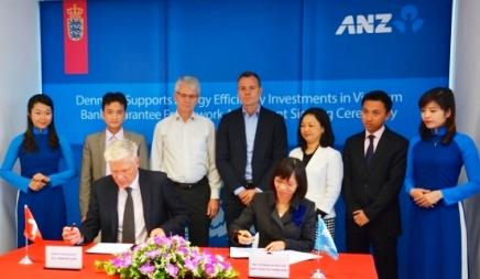 Bạn bè với  Việt Nam ngày 08/01/2015: Đan Mạch hỗ trợ doanh nghiệp Việt Nam tiết kiệm năng lượng.