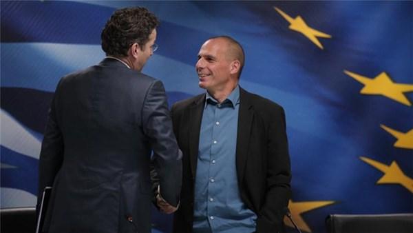 Hậu bầu cử Hy Lạp: Đôi khi phải biết lắc đầu