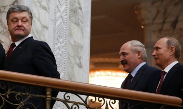 Thế giới 24h ngày 12/02/2015:Cuộc đàm phán căng thẳng kéo dài tới 16 giờ giữa Nga, Pháp, Đức và Ucraina tại thủ đô Minsk của Belarus.