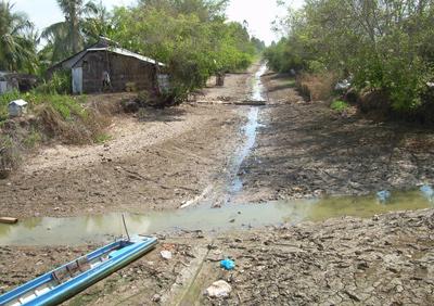 Thời sự sáng ngày 24/3/2015: Hạn hán và nước mặn xâm nhập sâu vào khu vực nội đồng ở các tỉnh ven biển đồng bằng sông Cửu Long, gây khó khăn cho sản xuất nông nghiệp và đời sống của người dân.