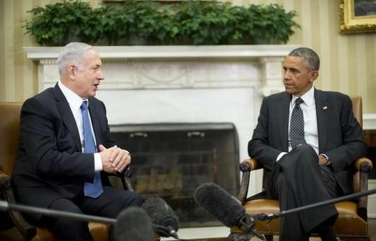 Lại bùng phát căng thẳng giữa Mỹ và Israel.