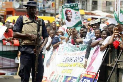 Thế giới 24h ngày 28/3/2015: Bầu cử Nigiêria và tác động đến khu vực châu Phi.