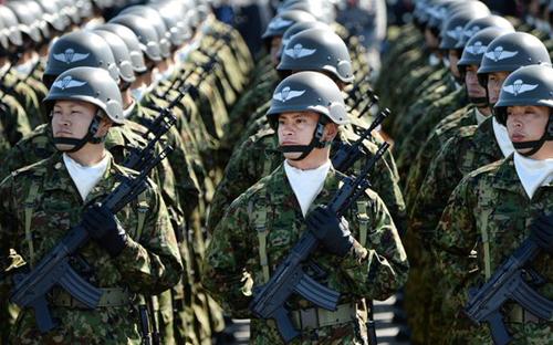 Chính sách ngoại giao mới của Nhật Bản.