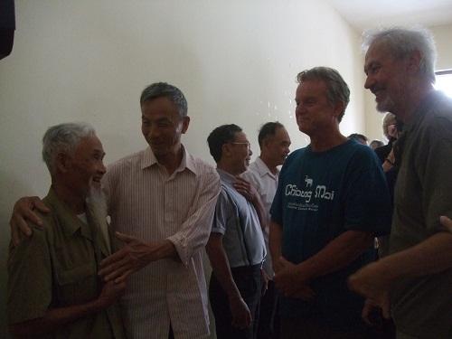 Bạn bè với Việt Nam ngày 27/4/2015: Cựu chiến binh Mỹ với những nỗ lực hàn gắn vết thương chiến tranh tại Việt Nam