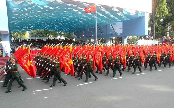 Thời sự sáng ngày 30/4/2015: Đại thắng Mùa Xuân năm 1975 - Đỉnh cao chiến thắng của cả dân tộc Việt Nam sau 30 năm kháng chiến chống thực dân Pháp và đế quốc Mỹ.