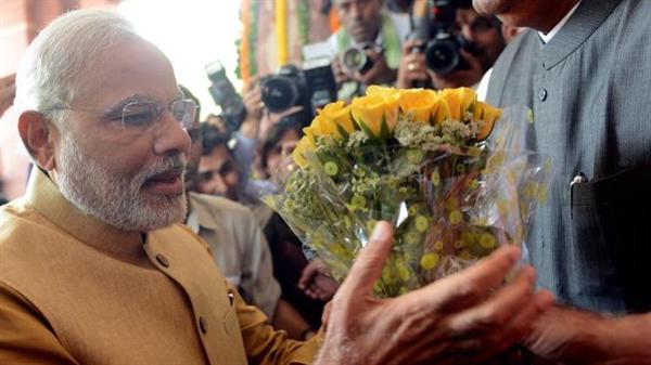 Thủ tướng Ấn Độ thúc đẩy chiến lược ngoại giao chủ động.