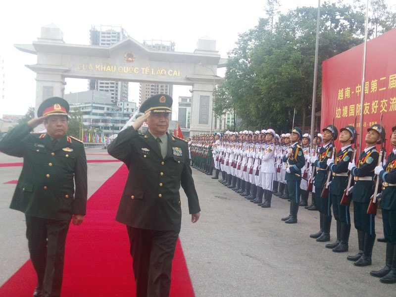 Thời sự sáng ngày 15/5/2015: Chương trình Giao lưu Hữu nghị quốc phòng biên giới Việt-Trung diễn ra tại tỉnh Lào Cai (Việt Nam) và Vân Nam (Trung Quốc)